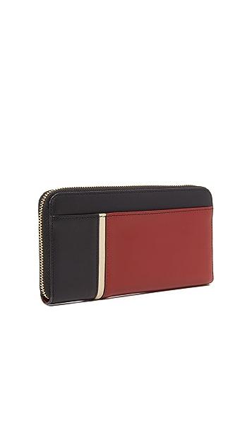 DKNY Grennwich Continental Wallet