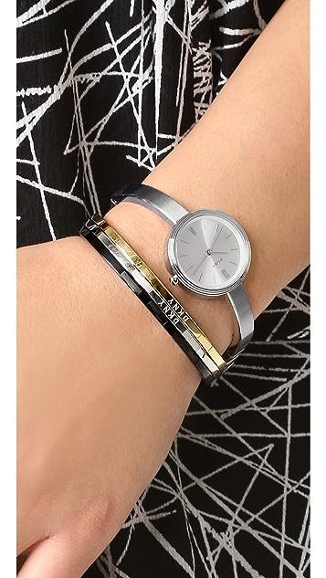 DKNY Watch & Bracelet Gift Set