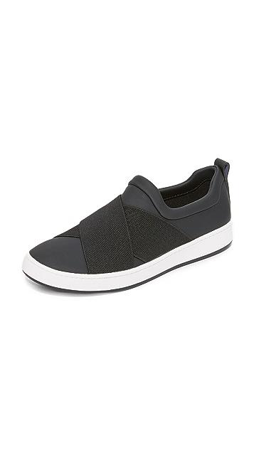 DKNY Brayden Sock Slip On Sneakers
