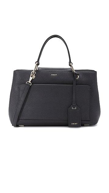 DKNY Небольшая сумка-портфель Bryant Park