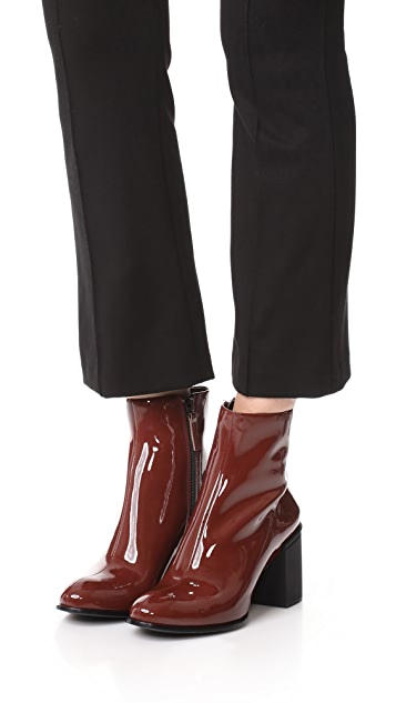 DKNY New Empire Ankle Booties