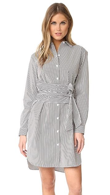 96c7c3b73c6 DKNY Long Sleeve Dress ...