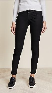 Emma Power Legging Coated Jeans