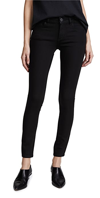 DL1961 Emma Power Legging Skinny Jeans - Riker