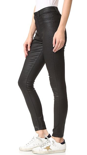 DL1961 Jessica Alba No.1 Super Skinny Ultra High Rise Jeans