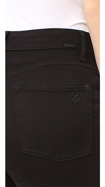 DL1961 Jessica Alba No.2 Super Skinny Ultra High Rise Jeans