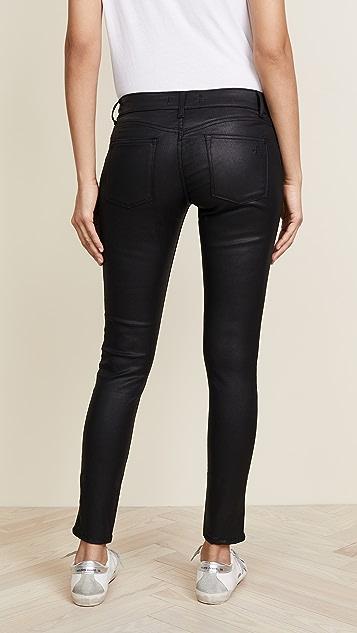 Dl1961 Emma Power Legging Leather Coated Jeans Shopbop