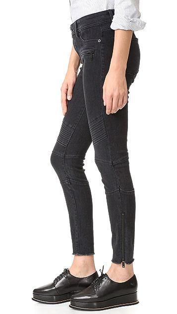 DL1961 Crawford Moto Skinny Jeans