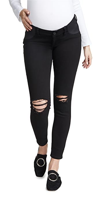DL1961 Emma Power Legging Skinny Maternity Jeans - Vault