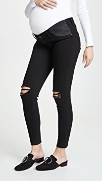 Maternity Emma Power Legging Jeans