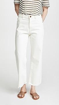 Hepburn High Rise Wide Leg Jeans