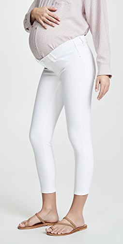 DL1961 - Florence Cropped Skinny Maternity Jeans