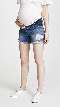 Karlie Maternity Shorts