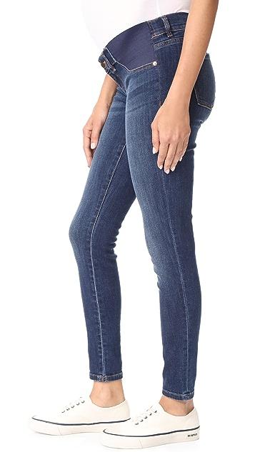 DL1961 x Rosie Pope Rosie Skinny Maternity Jeans