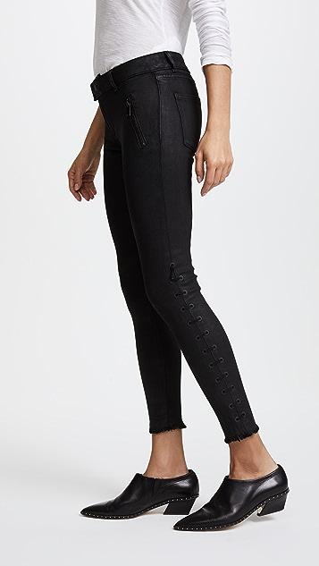 DL1961 Florence Crop Instasculpt Skinny Jeans