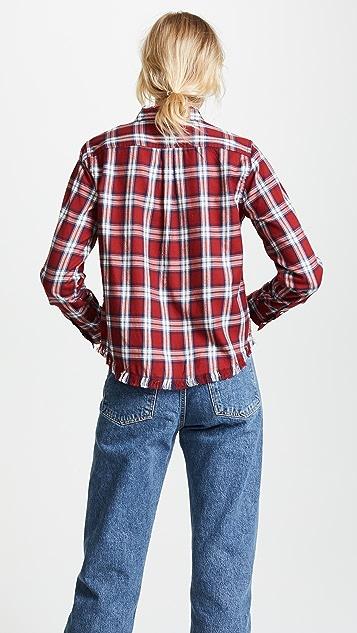 DL1961 W 3rd & Sullivan Long Sleeve Shirt
