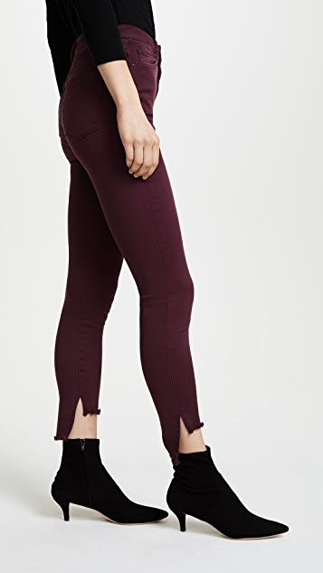 DL1961 Chrissy Trimtone High Rise Skinny Jeans