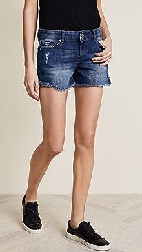 Karlie Denim Shorts