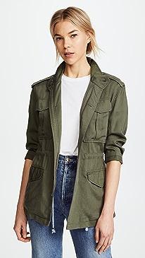 Beekman Military Jacket