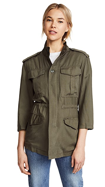 DL1961 Beekman Military Jacket