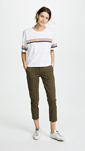 DL1961 Elliott Slouchy Slim Cargo Pants