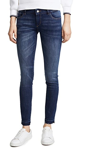 DL1961 Cameron Low Rise Skinny Jeans