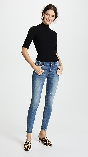 DL1961 Florence Instasculpt Skinny Jeans