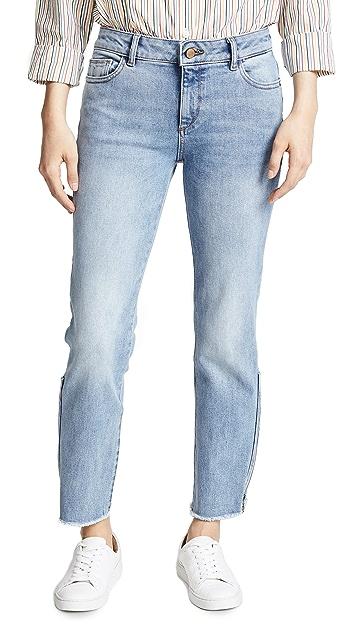 DL1961 Mara Instasculpt Ankle Jeans