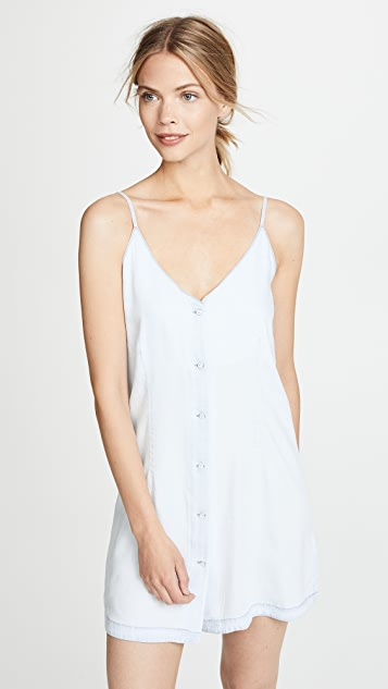 DL1961 Minetta Slip Tank Dress