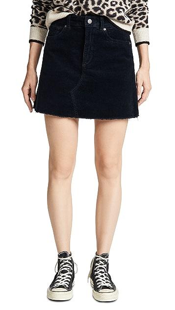 DL1961 Georgia Corduroy Skirt