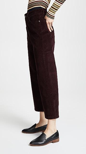 DL1961 Hepburn Corduroy Pants