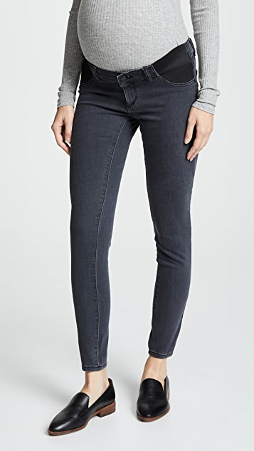 DL1961 Florence Ankle Skinny Maternity Jeans