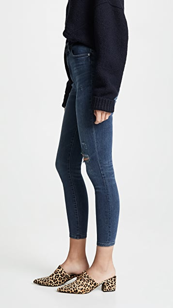 DL1961 Chrissy High Rise Skinny Jeans