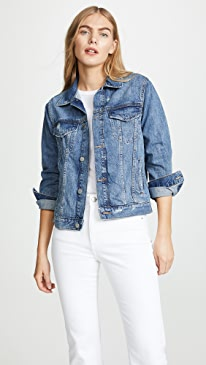 Clyde Classic Jean Jacket