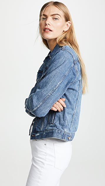 DL1961 Clyde Classic Jean Jacket