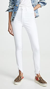 Chrissy Ultra High Rise Skinny Jeans