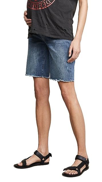 DL1961 Jerry Bermuda Maternity Shorts