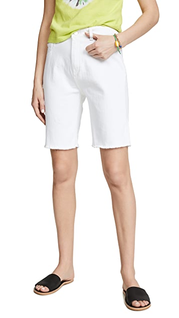 DL1961 Jerry Bermuda High Rise Vintage Slim Shorts