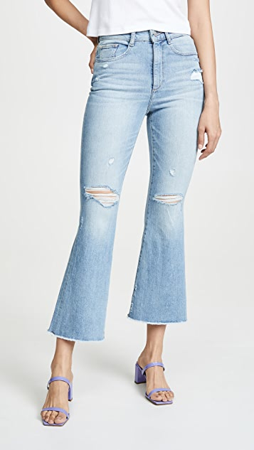 DL1961 Wallace High Rise Vintage Jeans
