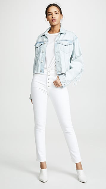 DL1961 Annie Cropped Jacket