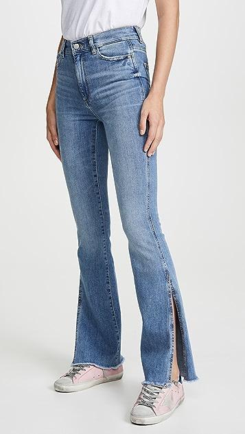 DL1961 Bridget Mid Rise Instasculpt Bootcut Jeans