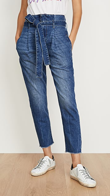 DL1961 Susie High Rise Tapered Jeans