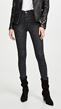 Farrow Ankle High Rise Skinny Jeans