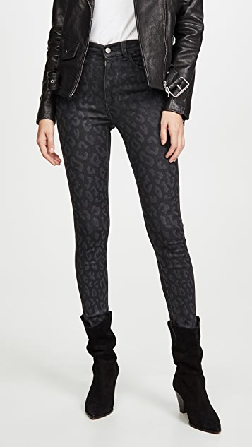 DL1961 Farrow Ankle High Rise Skinny Jeans