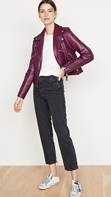 DL1961 x Marianna Hewitt Jerry 复古高腰直脚牛仔裤