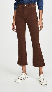 Bridget Crop Bootcut Pants