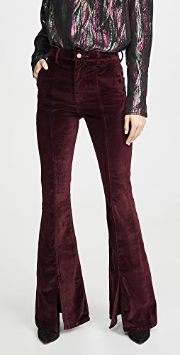 DL1961 - Rachel 35' 高腰喇叭牛仔裤