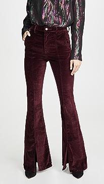 Rachel 35' High Rise Flare Jeans