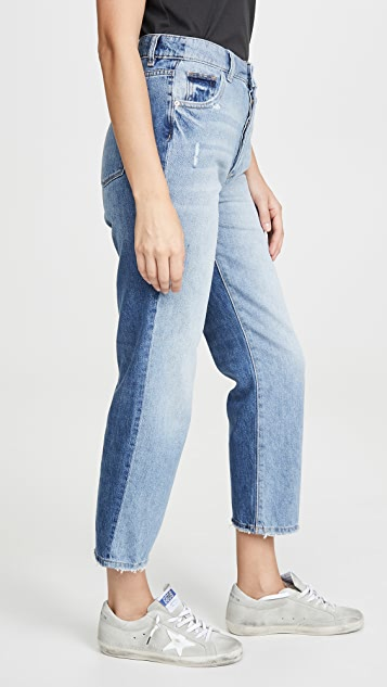 DL1961 Jerry High Rise Vintage Straight Jeans