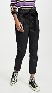 Susie High Rise Tapered Jeans